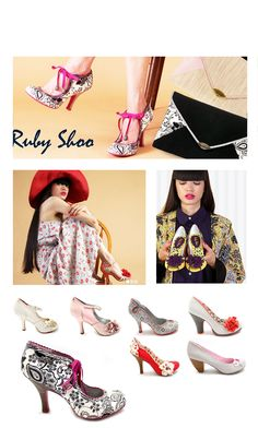 5d062ab25c 11 Best Ruby Shoo Shoes images | Ruby shoo, Heel boot, Heel boots