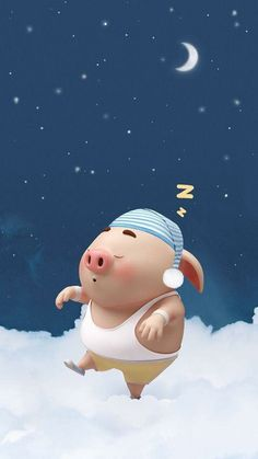 Cute Pig Wallpaper 2k Wallpaper, Cute Piglets, 3d Art, Pig Illustration, Illustrations, Happy Week End, Funny Pigs, Mini Pigs, Baby Pigs