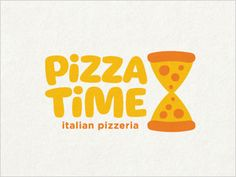 pizza_time_italian-Pizza-Logo-design