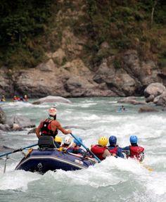 Forward paddle team!