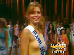 Michelle Pfeiffer won Miss Orange County in 1978 and participated in the Miss California pageant ...she began acting a year after the pageant and has been nominated for three Academy Awards.