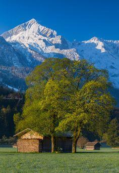 #Alps #GaPa #Germany