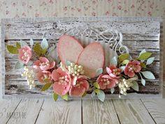 Borówkowy craft kącik, Easter card