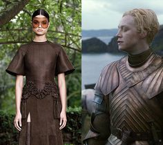 Game of Thrones inspires Givenchy