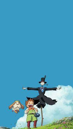 [아이폰 배경화면]# 15 Character Theme :: Ghibli Collection: Naver ¸ . Howl's Moving Castle, Howls Moving Castle Wallpaper, Hayao Miyazaki, Studio Ghibli Art, Studio Ghibli Movies, Film Animation Japonais, Personajes Studio Ghibli, Studio Ghibli Background, Japon Illustration