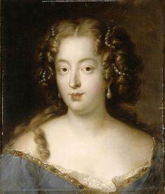 François Athénaïs de Rochechouart, Mademoiselle de Tonnay-Charente, Marquise de Montespan, par Jean Pierre Franque