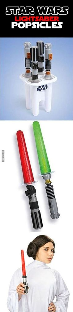 May the Popsicles be with you.