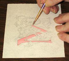 DeAnn Singh Calligraphy: October 2010