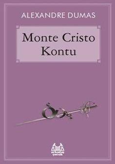 Monte Cristo Kontu Books To Read, Reading, Word Reading, Reading Books, Libros
