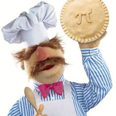 Happy pi day Muppet Style:)