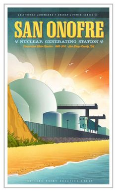 e3acc05ad Travel Illustration, Plant Illustration, Work On Yourself, Vintage Travel  Posters, Nuclear Energy