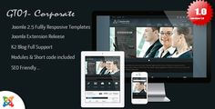 GT01- Corporate  - ThemeForest Item for Sale