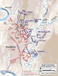 ONCE A CIVIL WAR: September 17, 1862---The Battle of Antietam (Sharp...