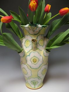 Joan Bruneau - Studio Potter - Lunenburg Nova Scotia - Work