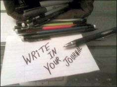 'Tips For Keeping A Journal, Express Yourself Through Writing...!' (via HubPages)