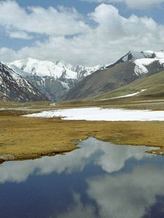 On the Karakoram Highway connecting China and Pakistan, the Khunjerab Pass is one of the highest border crossings in the world. At an elevation of 15,397 feet, the pass is generally covered in snow half of the year.