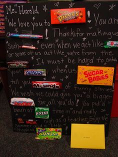 love this ............ :)   Teacher Gift