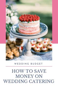 If you've started pricing out your wedding reception, you might be shocked by some of the costs - especially the catering! The most expensive part of any wedding is usually the food. Feeding 100 or more people will never be cheap. But there are some ways to save money on your wedding catering. The best way is by choosing the right caterer and the right menu. See average costs, sample wedding menus, DIY options and money saving tips for your wedding catering. Cheap Wedding Food, Wedding Buffet Food, Diy Your Wedding, Wedding Catering, Wedding Advice, Wedding Reception On A Budget, Wedding Planning On A Budget, Brunch Wedding, Wedding Planner