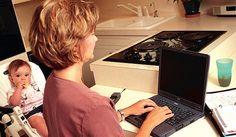 Çalışan kadına istihdam için kreş desteği