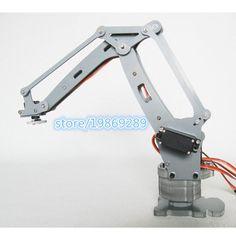 DIY Open Source Arduino Palletizing Robot Manipulator Model Agency Rack Robot Arm CNC Machinery Online with $157.07/Piece on Qq1984tx's Store | DHgate.com