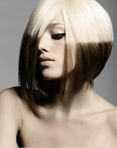 TREVOR Sorbie Mittel Blonde weiblich Gerade Moderne Frauen Haarschnitt Frisuren hairstyles