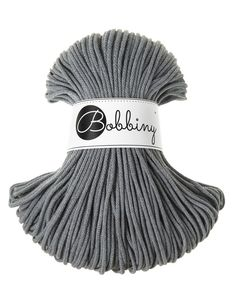 New Pictures Macrame projects awesome Popular High quality chunky steel grey cord/rope from Bobbiny, at a width of Its washable, soft and ea Color Shapes, Color Pop, Singles Twist, Cotton Cord, Knit Rug, Macrame Cord, Macrame Projects, New Pictures, Free Pattern