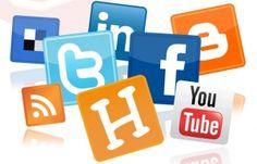 De tien grootste sociale netwerken ter wereld. Social Media wordt steeds belangrijker in ons dagelijks leven. meest gebruikte social media netwerken wereld