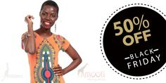 Save up to 50%  Black Friday Sale All Week long  #blackfriday #africanfashion #holidaysale