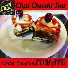 Chai chuski bar – Chai Chuski Bar Order Food, Chai, Desserts, Tailgate Desserts, Deserts, Postres, Dessert, Plated Desserts