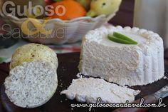 Esta Ricota Caseira Sem Lactose é leve, deliciosa, rápida, fácil e o custo é baixo. Fica a dica para todos! #SemLactose  #Receita aqui => http://www.gulosoesaudavel.com.br/2015/11/16/ricota-caseira-sem-lactose/