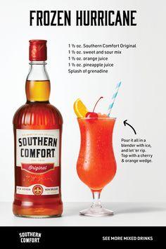 Liquor Drinks, Cocktail Drinks, Alcoholic Drinks, Cocktails, Mixed Drinks Alcohol, Alcohol Drink Recipes, Cheers, Frozen Drinks, Summer Drinks
