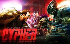 Cypher: um jogo de Text Adventure em pleno 2012. Leia o artigo completo: http://wp.me/p90oS-cp