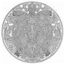 Mandala  54 - Coloring page - MANDALA coloring pages - Mandalas for EXPERTS   @tytheturtle