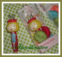 Spool Knitter: How Cute!