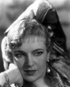 Olga Baclanova again. I think Madonna resembles her.