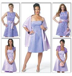 Sewing Patterns Bridesmaid Dresses - Ocodea.com