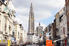 Antwerp: Cathedral of Our Lady