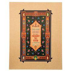 Your WDW Store - Disney Artist Print - Jeremy Fulton - The Enchanted Tiki Room