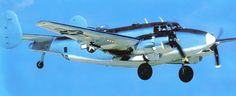 Lockheed Ventura | Lockheed's PV-1 Ventura was a bomber and patrol aircraft. It was the ...