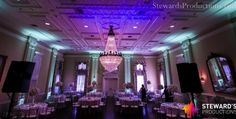 Arlington Hall Lee Park Dallas Wedding DJ, Video, and Lighting