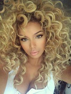 Copious curls