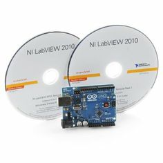 Lovely couple = LabVIEW and Arduino