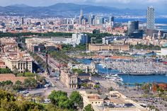Trying to figure out where to stay in Barcelona? Here& the best of Barcelona's most popular neighborhoods, from hip Born to luxury Eixample, explained! Barcelona Where To Stay, El Born Barcelona, Barcelona Tours, Barcelona Spain Travel, Barcelona Restaurants, Portugal Travel, Spain And Portugal, Portugal Trip, Great Places