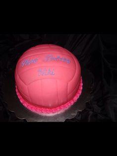 Volleyball Birthday Cake                                                                                                                                                                                 More
