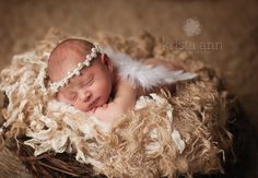 Baby Headband, Newborn Crochet Headband in Off White with Pearls, Baby Halo Great for Photo Prop Newborn Photo Outfits, Newborn Photos, Baby Pearls, Newborn Crochet, Newborn Headbands, Newborns, Photo Props, Halo, Off White