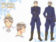Prussia / Hetalia