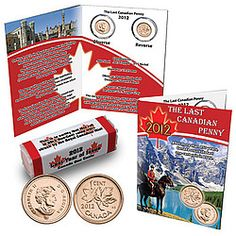 Gag gifts, novelties and toys : Welcome! Canadian Penny, Canadian Coins, Pennies From Heaven, Lucky Penny, O Canada, Sign Off, True North, Gag Gifts, Abandoned