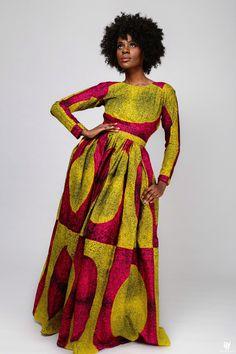 la robe de l'EFE par ofuure sur Etsy