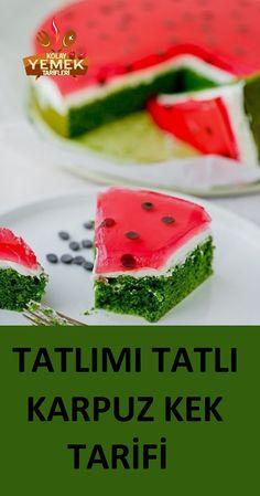 Pasta Cake, Blueberry Bread, Different Cakes, Recipe Mix, Turkish Recipes, Frozen Yogurt, Diy Food, Cookie Recipes, Deserts