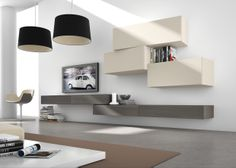 I-MODULART_283 - Wall storage systems from Presotto | Architonic ...